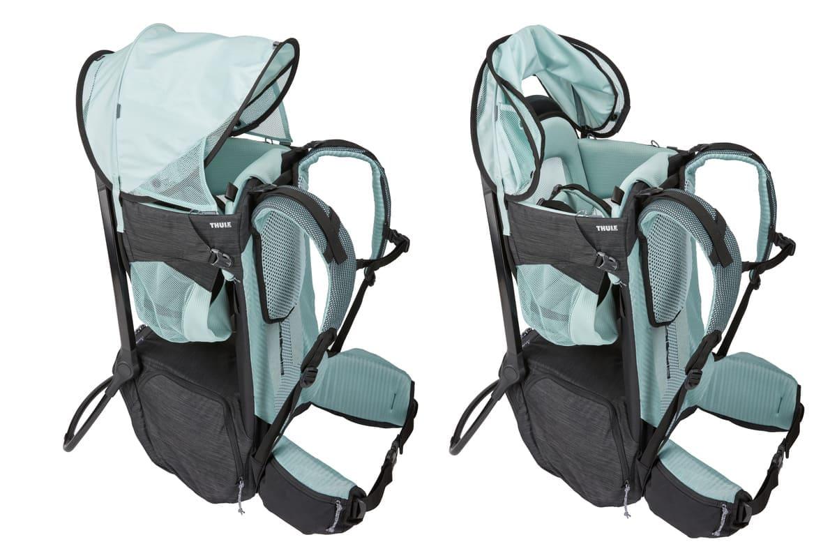Porte-bébé de randonnée Sapling Thule protection pluie