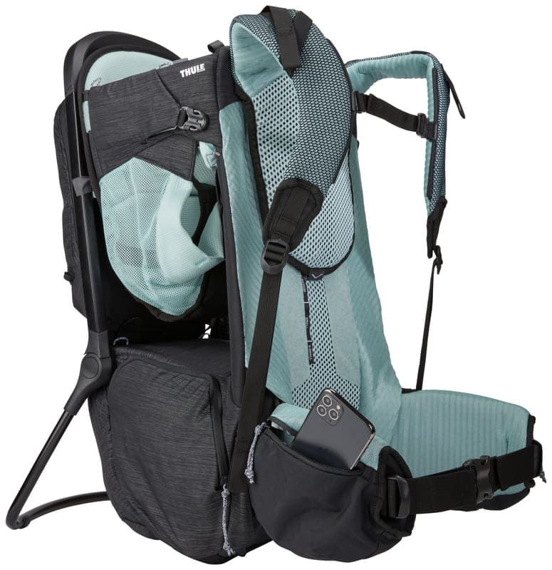 Porte-bébé de randonnée Sapling Thule smartphone