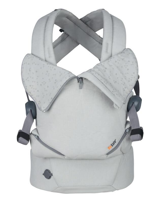 Porte-bébé BeSafe Haven BeSafe Ouvert