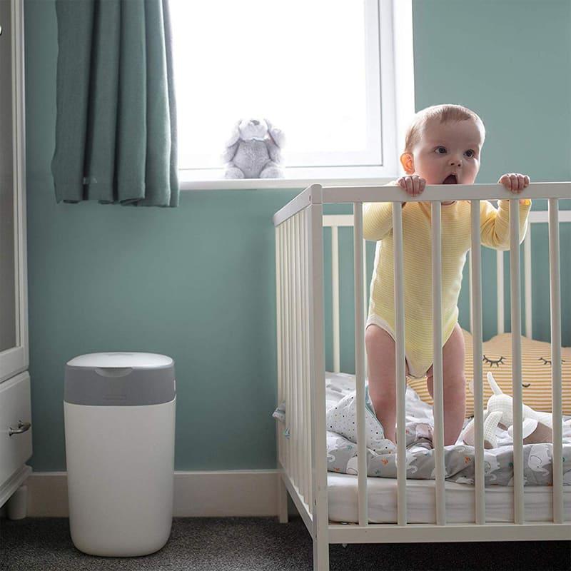 Poubelle à couches Twist & Click Tommee Tippee Enfant