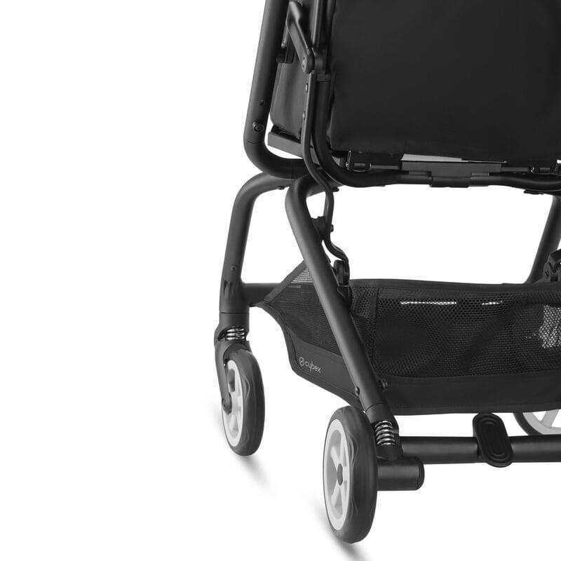 Pack poussette Eezy S Twist 2, siège-auto Cloud Z et adaptateurs Cybex Panier