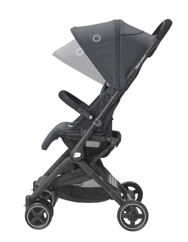 Pack poussette Lara 2 et siège-auto Pebble Pro groupe 0+ Bébé Confort Canopy