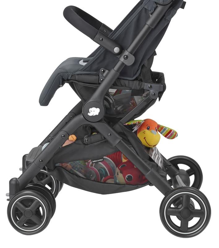 Pack poussette Lara 2 et siège-auto Pebble Pro groupe 0+ Bébé Confort Panier