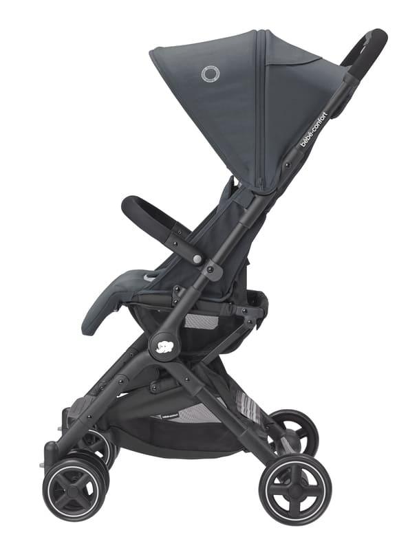 Pack poussette Lara 2 et siège-auto Pebble Pro groupe 0+ Bébé Confort LAteral