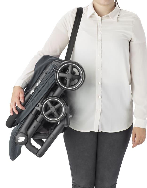 Pack poussette Lara 2 et siège-auto Pebble Pro groupe 0+ Bébé Confort Transport