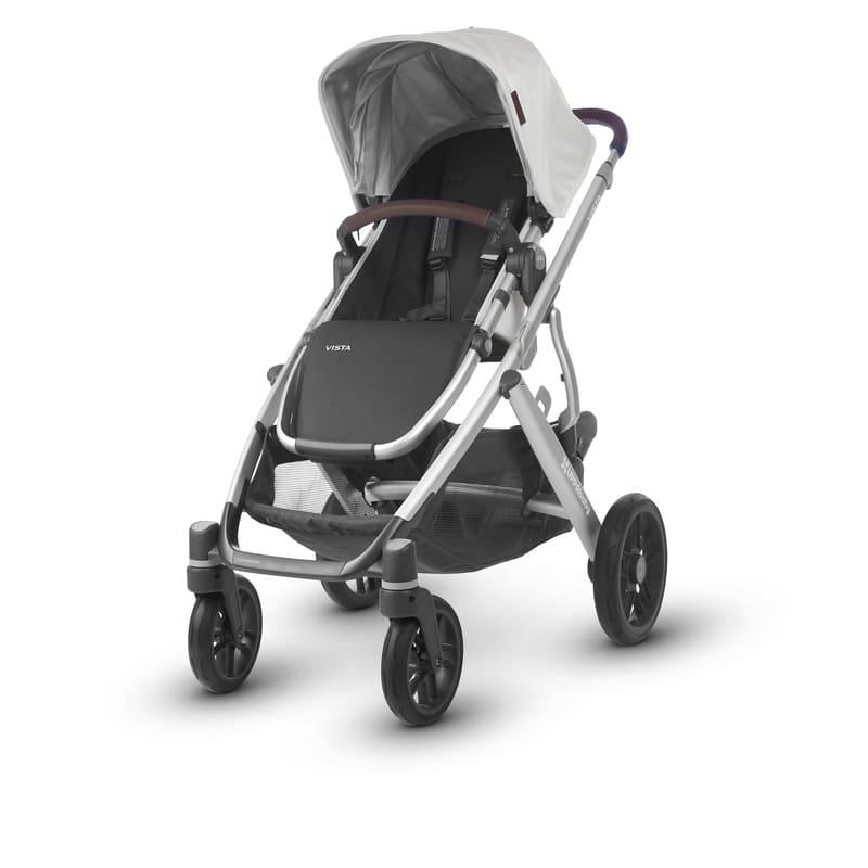 Poussette Vista avec nacelle : 1 ou 2 enfants Bryce/William Uppababy 3