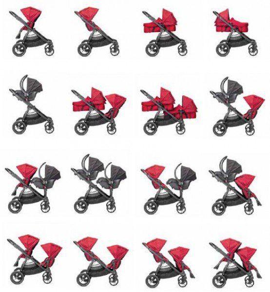 Poussette city select Baby Jogger BamBinou