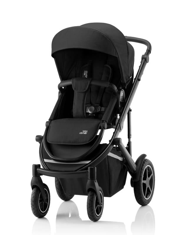 Set poussette Smile III et siège-auto Baby-Safe 2 i-Size Poussette