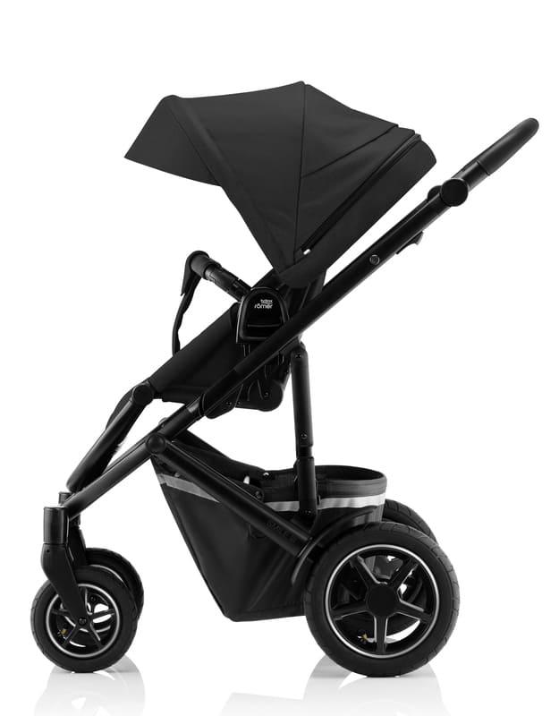 Set poussette Smile III et siège-auto Baby-Safe 2 i-Size Siège réversible
