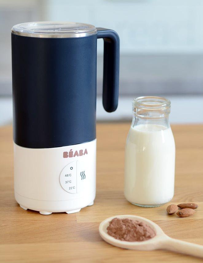 Préparateur de biberon et de boissons Milk Prep Night Blue Béaba Boisson