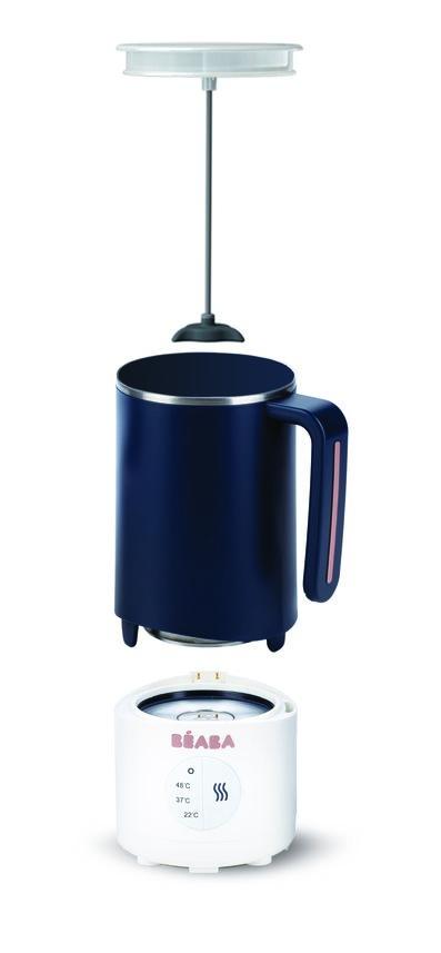 Préparateur de biberon et de boissons Milk Prep Night Blue Béaba Composition