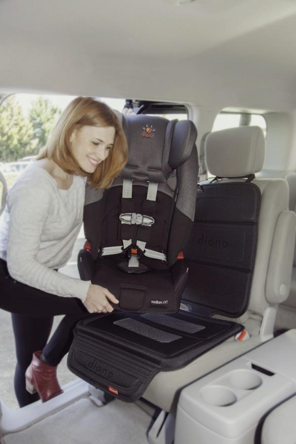 Protection intégrale de siège voiture Seat Guard Complete Diono