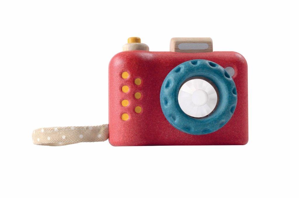 Mon premier appareil photo Plan Toys Bambinou