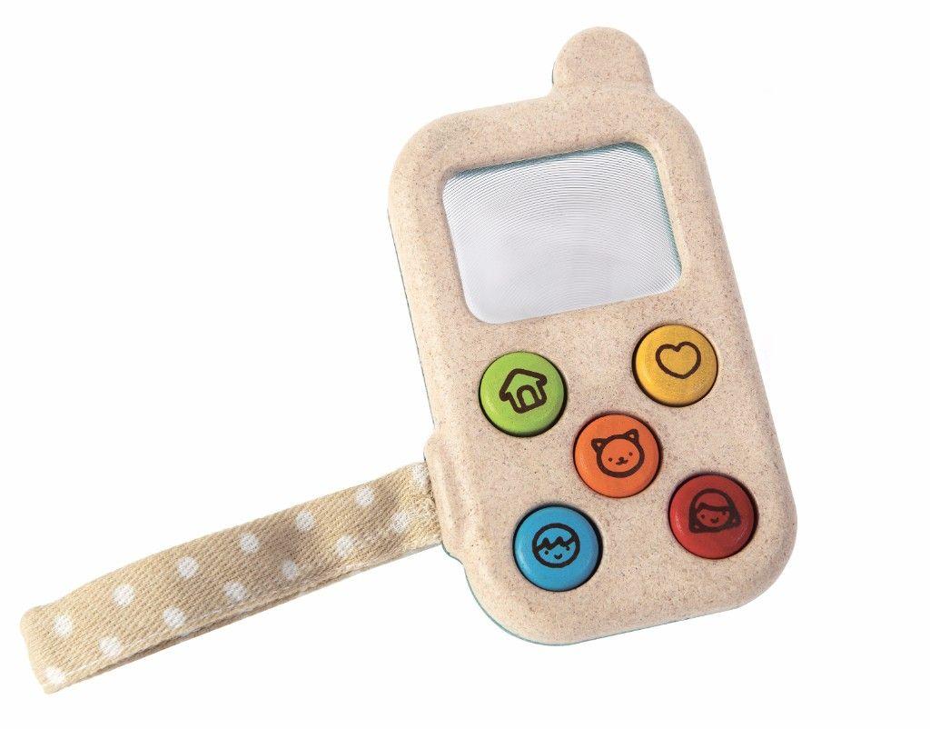 mon premier telephone en bois plan toys bambinou