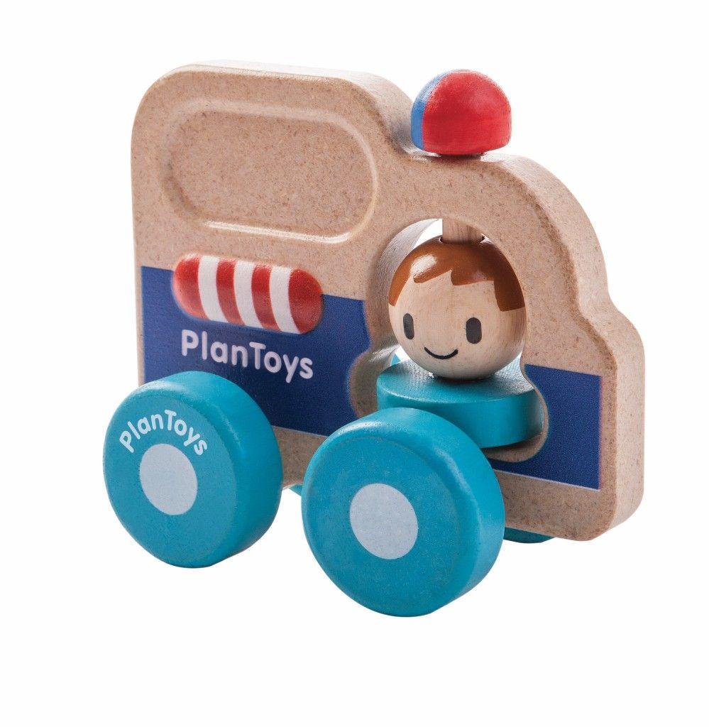 Mon premier vehicule de secours Plan Toys BamBinou