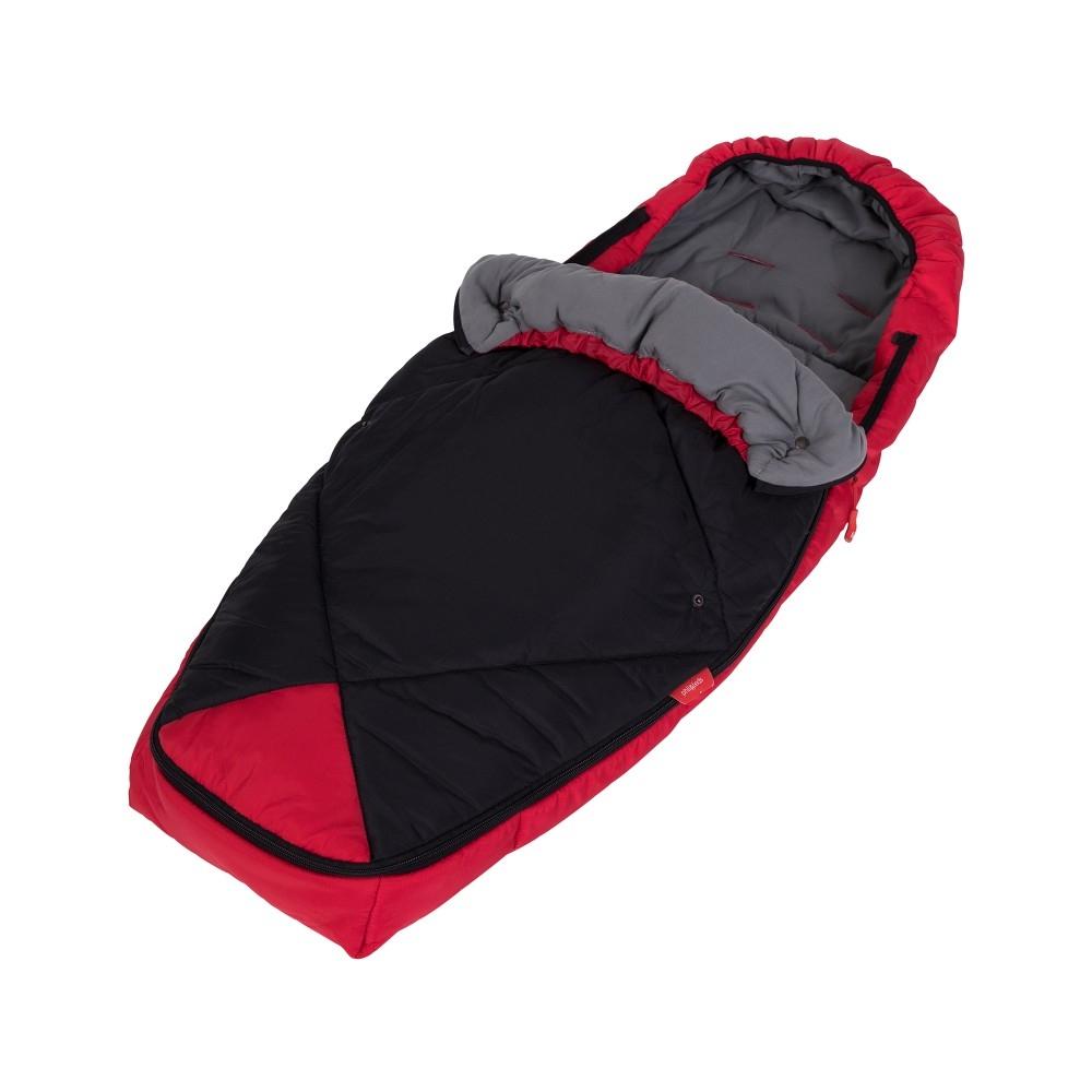 Chancelière sac de couchage poussettes Phil & Teds