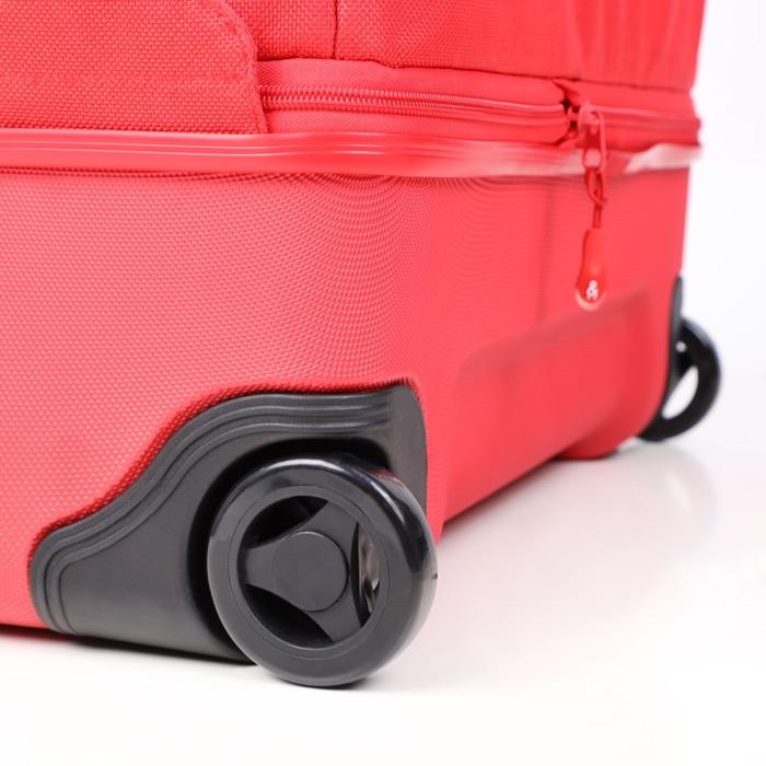 Sac de transport universel poussettes Phil & Teds Cherry roues