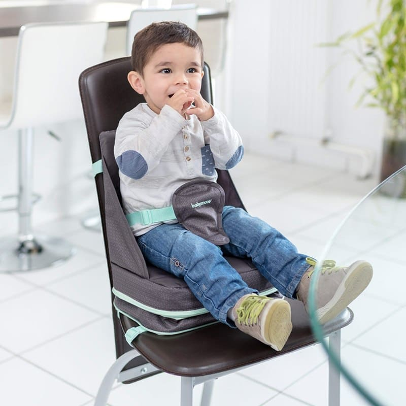 Réhausseur de Voyage Up and Go Babymoov Enfant