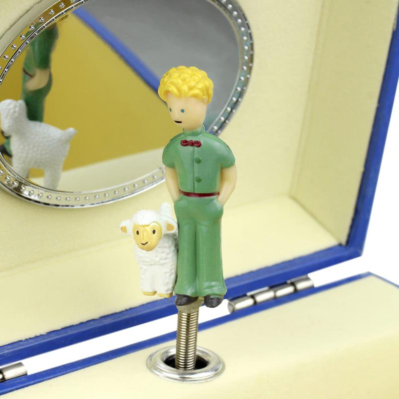 Tirelire Musicale Le Petit Prince Etoiles Bleues Figurine Trousselier