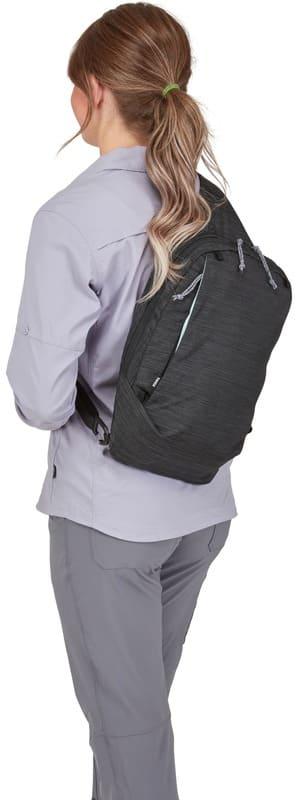 Sac bandoulière pour porte-bébé Sapling Thule porté
