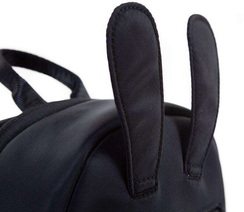 Sac à dos enfant My First Bag Noir Childhome Détail