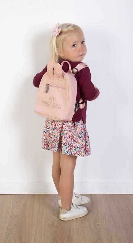 Sac à dos enfant My First Bag Rose Childhome Enfant