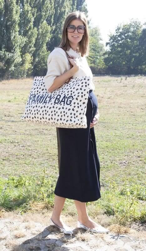Sac à langer Family Bag Leopard Childhome Lifestyle
