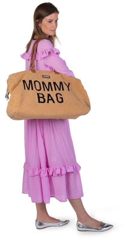 Sac à langer Mommy Bag Teddy Beige Childhome Design