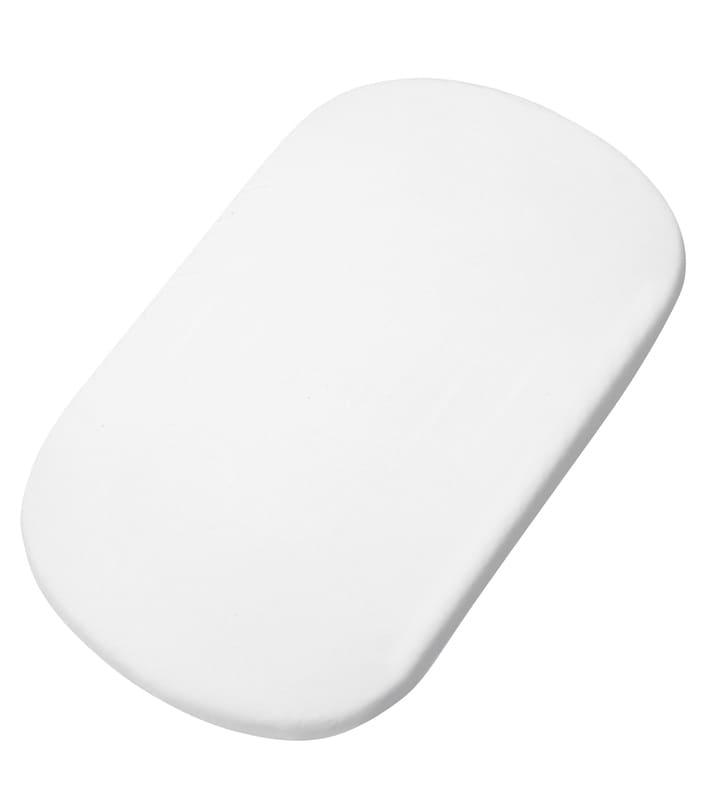 Set de 2 draps pour berceau cododo Iora Bébé Confort Blanc