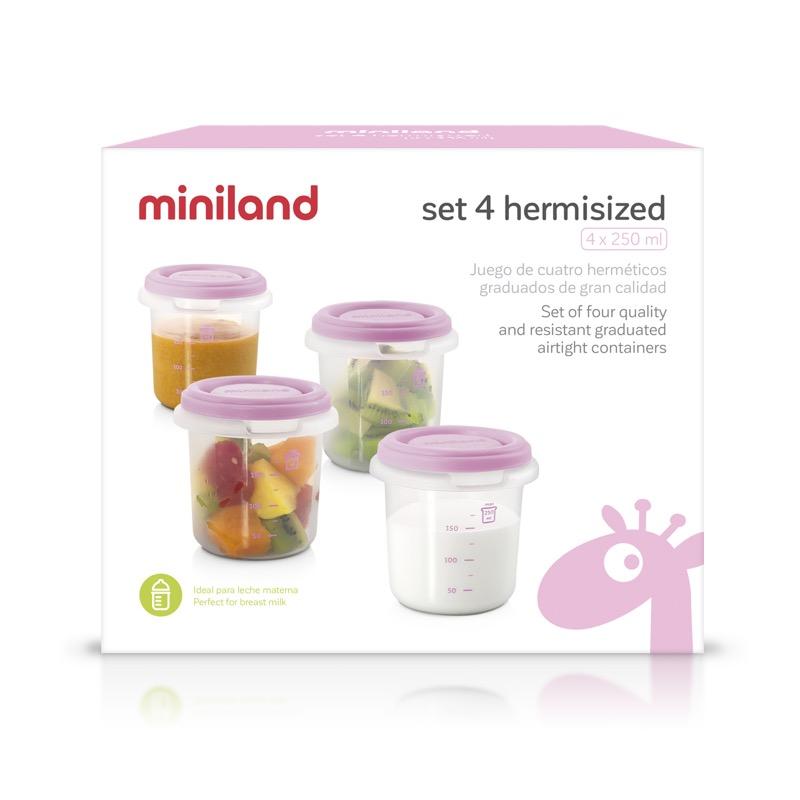 set-4-recipients-hermetiques-25-cl-rose-miniland-bambinou-4