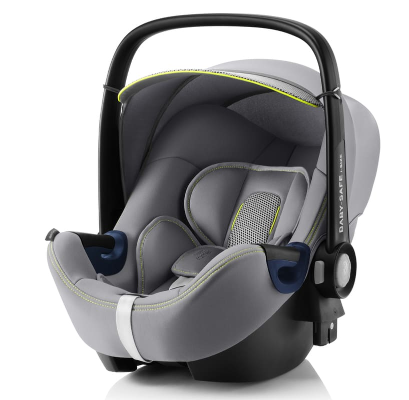 Siège-auto Baby-Safe 2 i-Size groupe 0+ Cool Flow Britax Romer 2