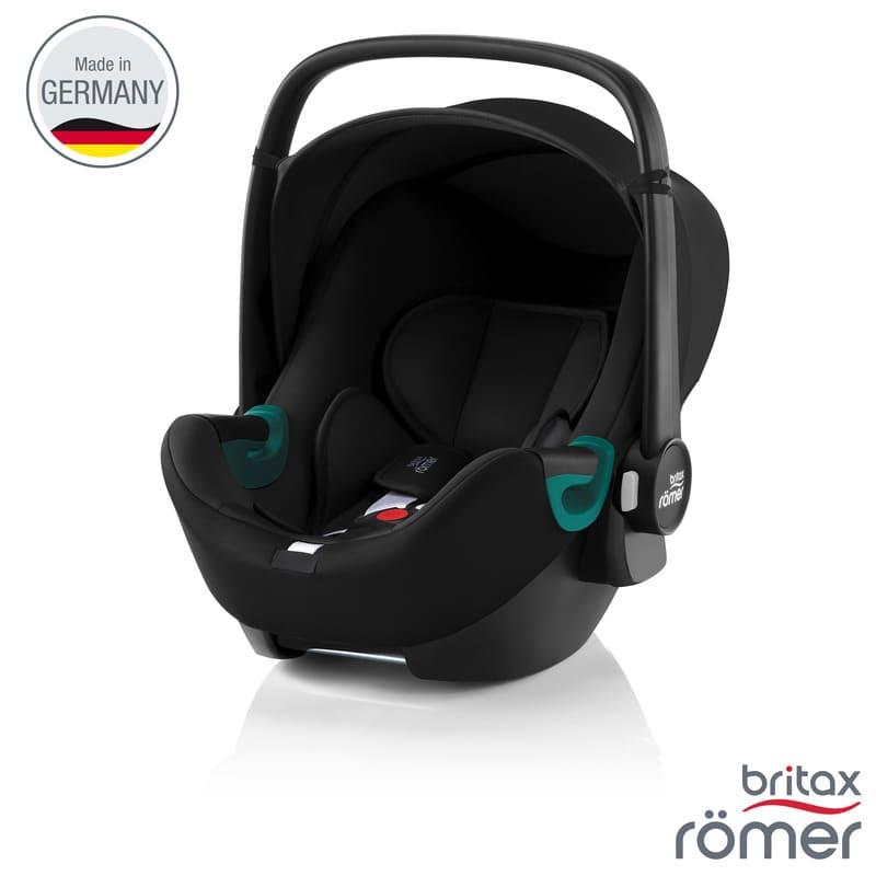 Siège-auto Baby-Safe 3 i-Size groupe 0+ avec base isofix Flex iSense Britax Romer Fabrication