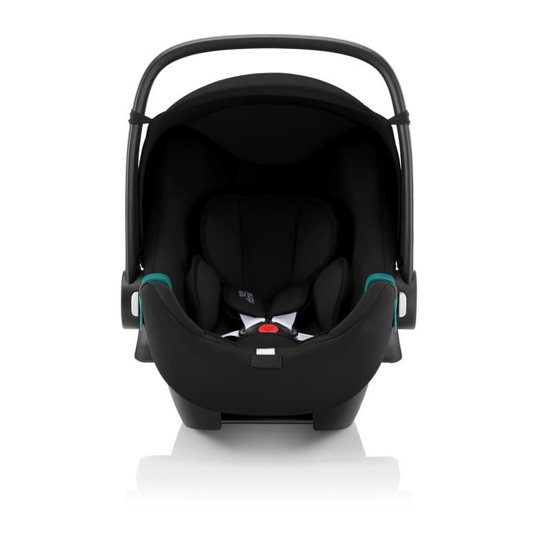 Siège-auto Baby-Safe 3 i-Size groupe 0+ avec base isofix Flex iSense Britax Romer Frontal