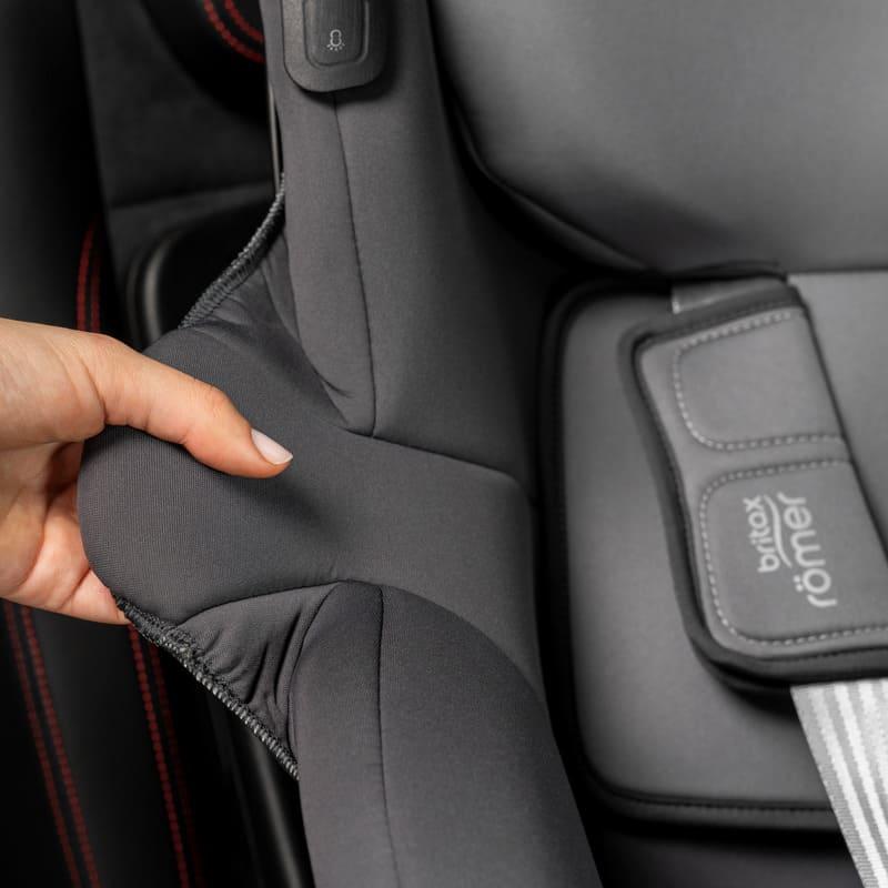 Siège-auto Baby-Safe 3 i-Size groupe 0+ Britax Romer Housse