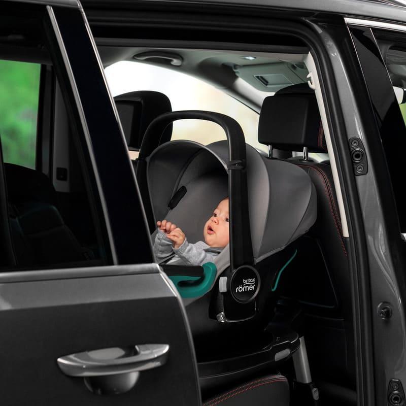 Siège-auto Baby-Safe iSense groupe 0+ Britax Romer Voiture