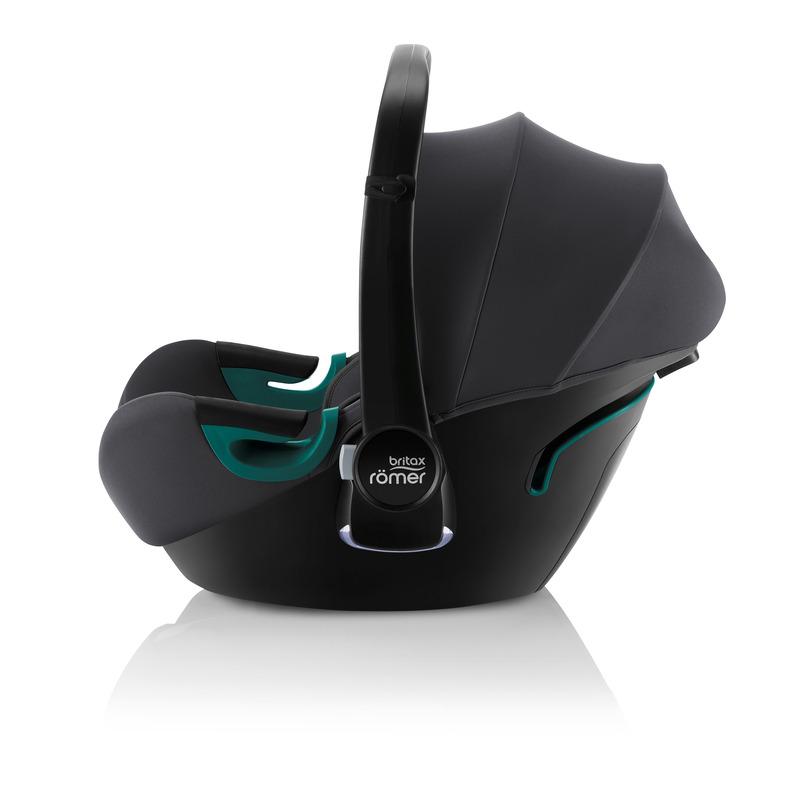 Siège-auto Baby-Safe iSense groupe 0+ Britax Romer Canopy