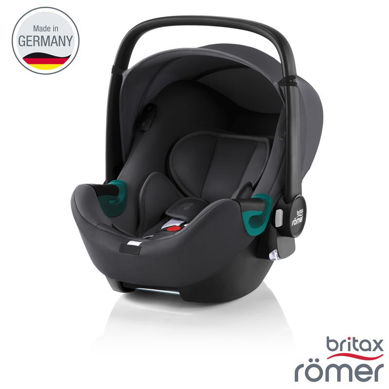 Siège-auto Baby-Safe iSense groupe 0+ Britax Romer Fabrication