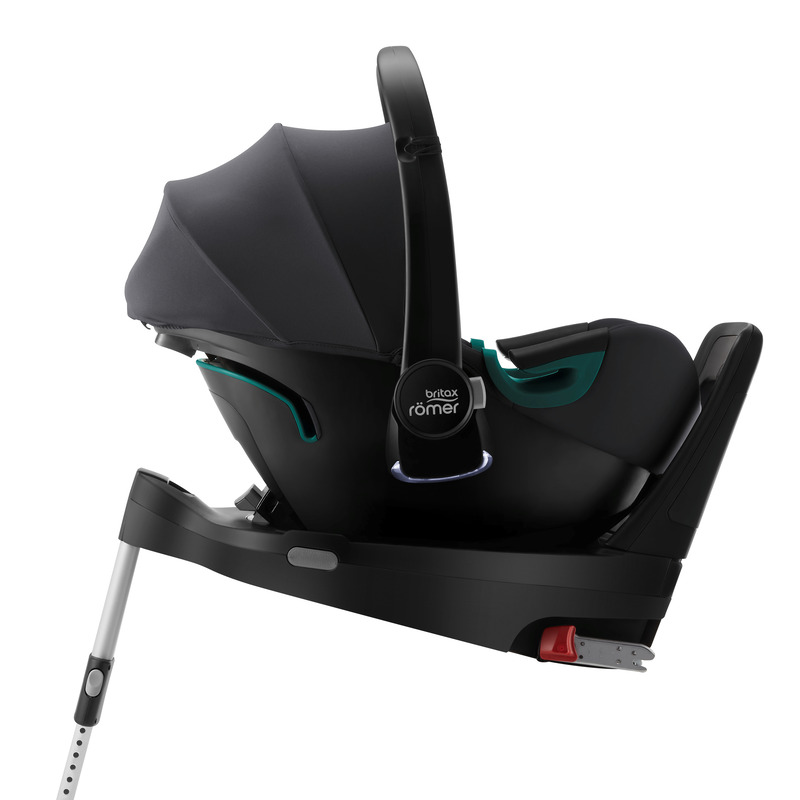 Siège-auto Baby-Safe iSense groupe 0+ Britax Romer Inclinaison