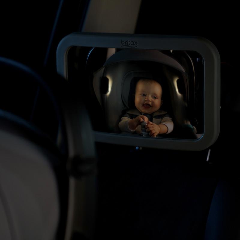 Siège-auto Baby-Safe iSense groupe 0+ Britax Romer Retroviseur