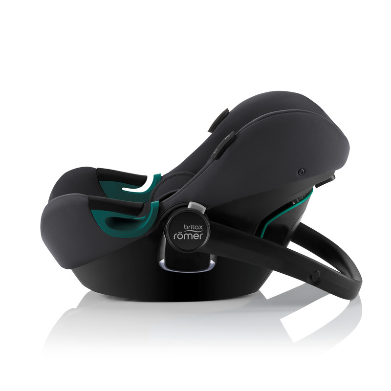 Siège-auto Baby-Safe iSense groupe 0+ Britax Romer Poignée