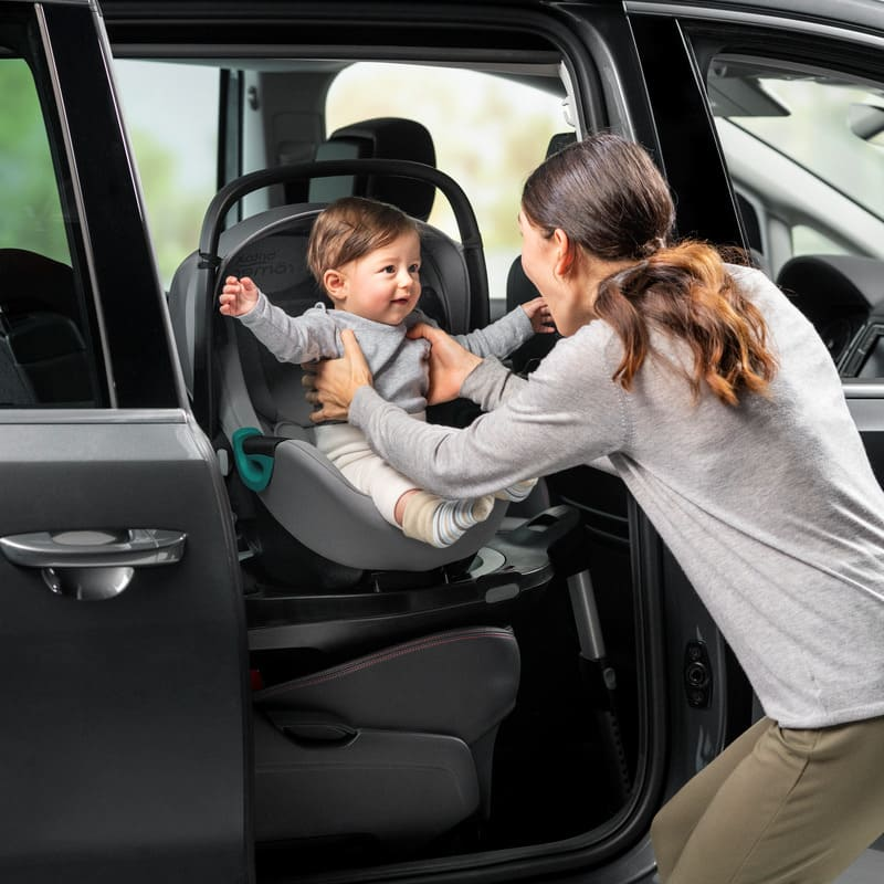 Siège-auto Baby-Safe iSense groupe 0+ Britax Romer Bébé