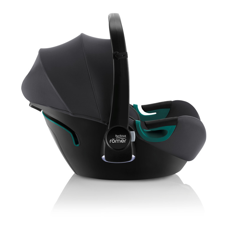 Siège-auto Baby-Safe iSense groupe 0+ Britax Romer Capote