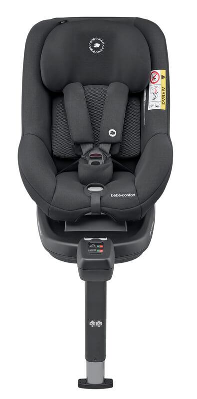 Siège-auto Beryl i-Size groupe 0/1/2 Authentic Black Bébé Confort Frontal
