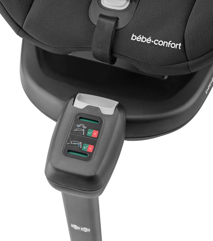 Siège-auto Beryl i-Size groupe 0/1/2 Authentic Black Bébé Confort Base