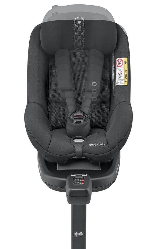 Siège-auto Beryl i-Size groupe 0/1/2 Authentic Black Bébé Confort Repose-tete