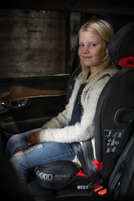 Siège-auto Bigkid 2 Premium groupe 2/3 Axkid Utilisation