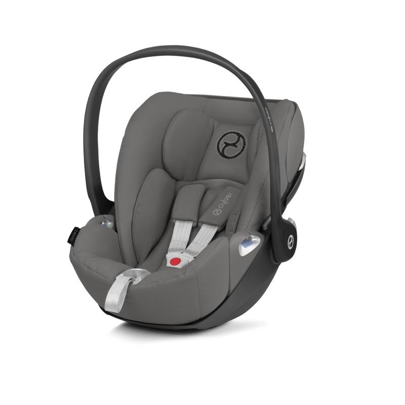 Pack poussette Melio Bronze + siège-auto Cloud Z i-Size Cybex Coque