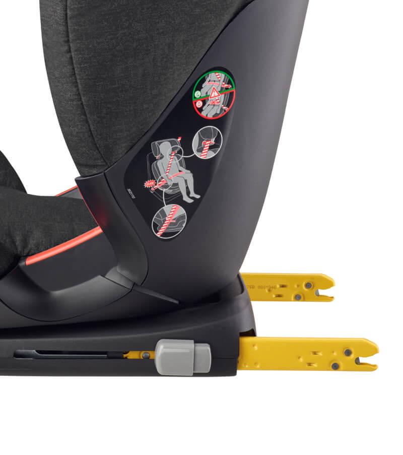 Siège-auto Isofix groupe 2/3 Rodifix AirProtect Bébé Confort 4