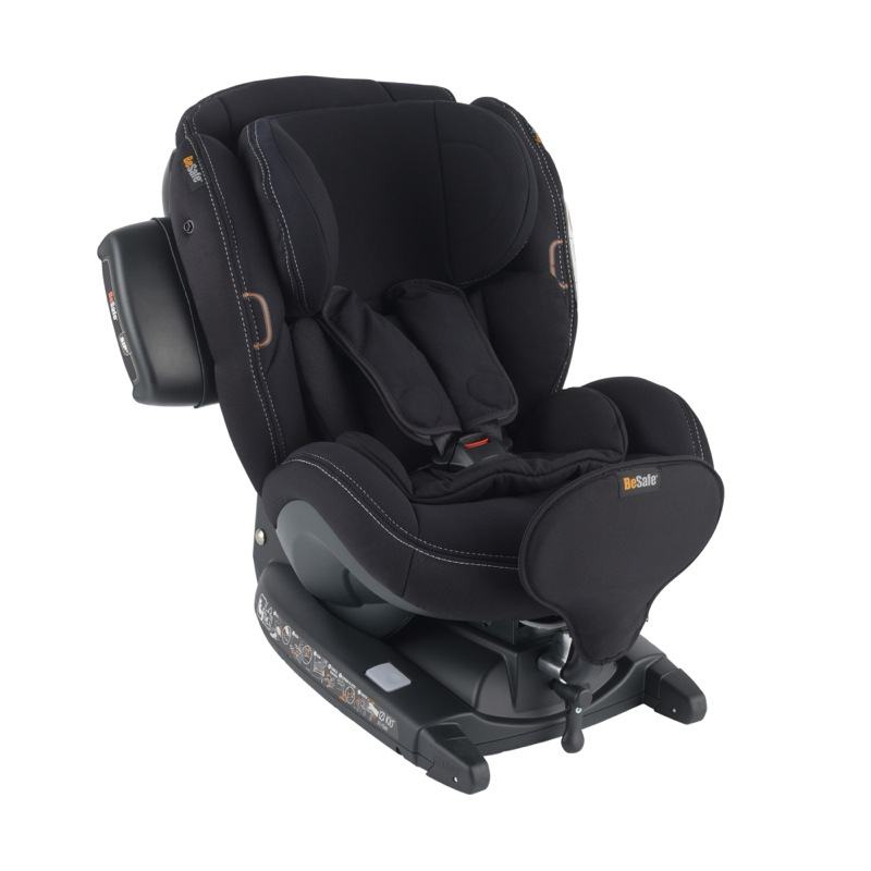 Siège-auto iZi Kid i-Size X3 Groupe 0+/1 Premium Car Interior