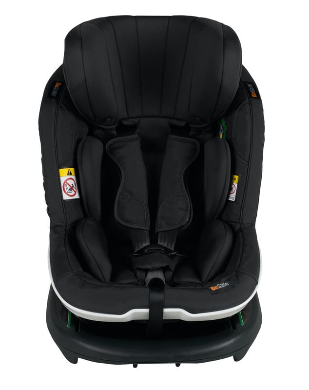 Siège-auto iZi Modular i-Size RF X1 0+/1 Fresh Black Cab Besafe Frontal